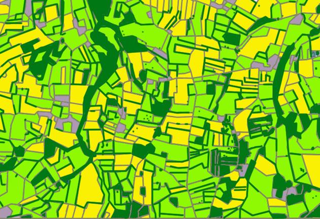 Analyse des corridors écologiques bocagers