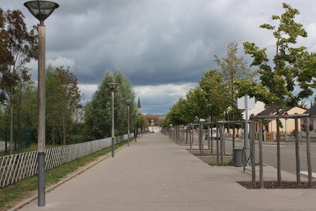 Espaces publics de La Suze-sur-Sarthe
