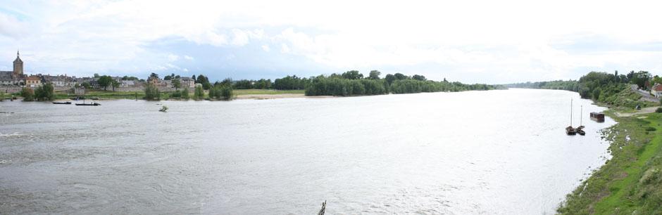 Etude sur les covisibilités de Loire (45)
