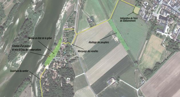 Restauration du Port de Saint-Benoit-sur-Loire