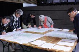 Premier forum ouvert – plan paysage de Luynes