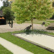 Développer la convivialité d'un parc – Ouerre (28)