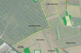 Proposition de dispositifs favorables à la biodiversité sur un corridor agricole à Beynes (Yvelines)