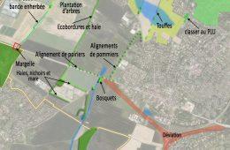 Trame verte à Saint Nom la Bretèche