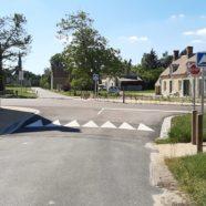 Aménagement de la traversée de Seichebrières (45)
