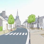 Aménagement du centre bourg de Cerdon (45)