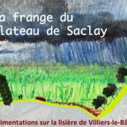 La frange du plateau de Saclay